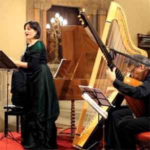Monteverdi Claudio (Monica Piccinini) - Laudate Dominum dalla Selva Morale et Spirituale
