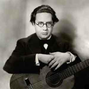 Castelnuovo-Tedesco Mario (Segovia  Andres) - Capricho Diabolico Op.85