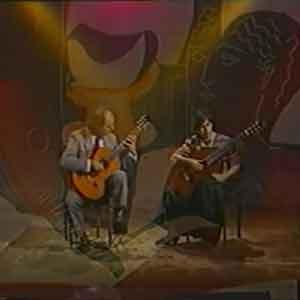Manuel De Falla (Evangelos & Liza, 1973) - Ritual Fire Dance