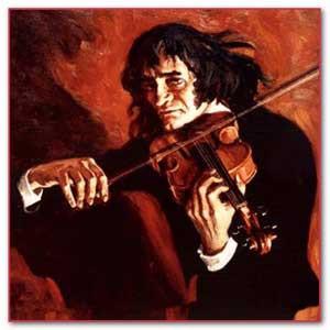 Paganini Niccolò (Ivry Gitlis) - La Campanella (Concerto N.2)